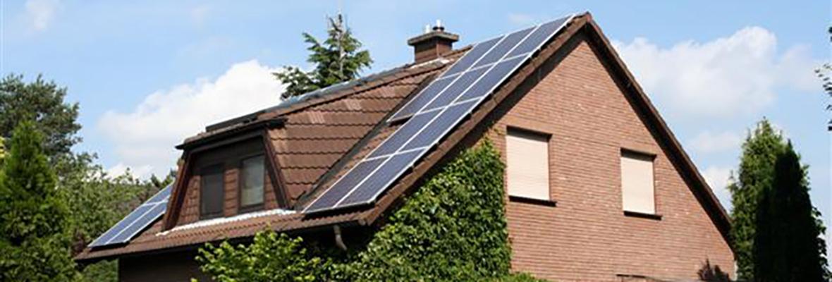 Solaranlage Photovoltaik