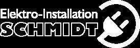 Elektro-Installation Schmidt Logo